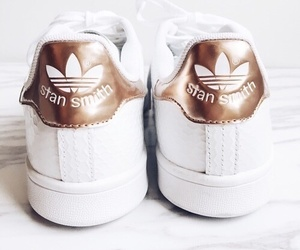 adidas, shoes, and stan smith image