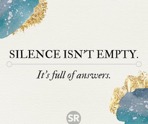 answers, silence, and facts image