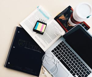 laptop and school image