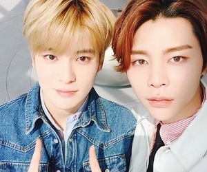 nct and johnjae image