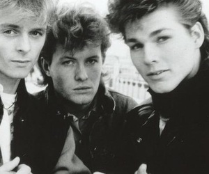 a-ha, Morten Harket, and magne furuholmen image