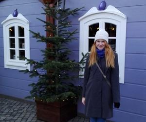 christmas, dresden, and girl image