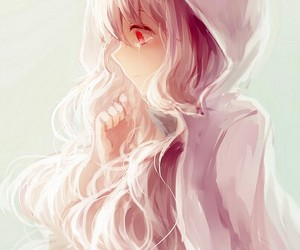 anime, anime girl, and mary image