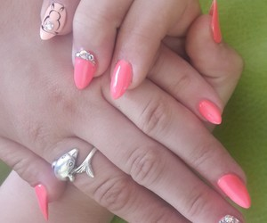 cool, nails, and cool nails image