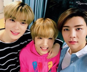 blond, johnny, and yellow hair image