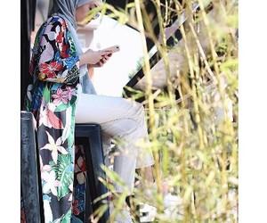 fashion and hijab fashion image