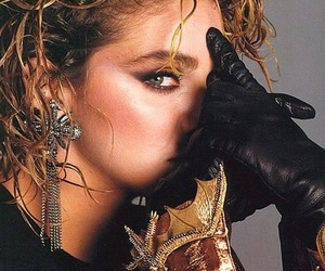 80's, madonna, and music image