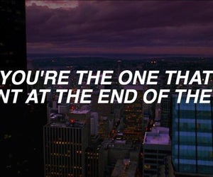 one direction, quotes, and song image