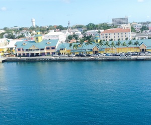 bahamas, town, and nassau image