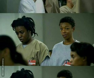 oitnb and poussey image