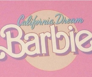 barbie, pink, and california image
