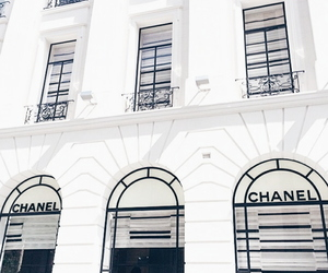 aesthetic, architecture, and chanel image