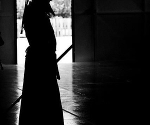 japan, kendo, and martial arts image