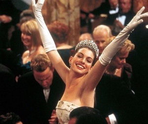 princess, the princess diaries, and Anne Hathaway image