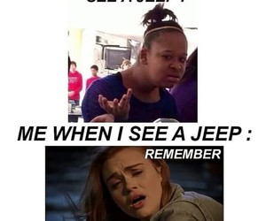 jeep, teen wolf, and lydia image