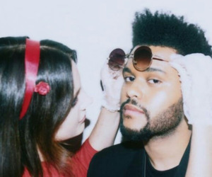the weeknd and lust for life image