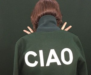 ciao, fashion, and goals image