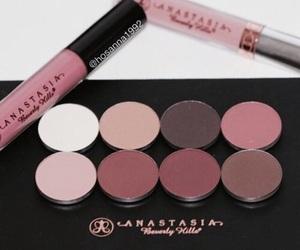 makeup, beauty, and anastasia image