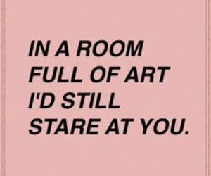 quotes, art, and pink image