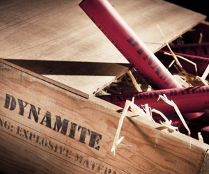 dynamite and explosives image