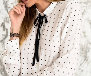 blouse, clothes, and style image
