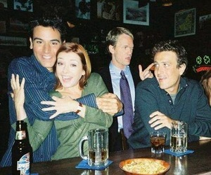 how i met your mother, himym, and marshall image