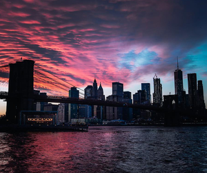 city, hd, and newyork image