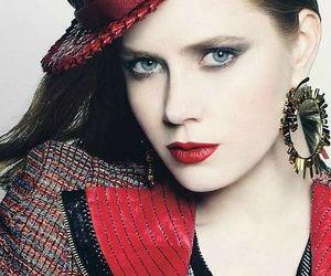 actress, makeup, and nails image