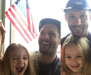 actor, family, and cute image
