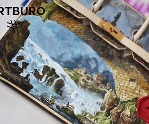 ivan aivazovsky, artburo hermes, and custom hermes image