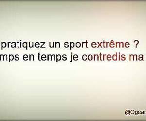 femme, francais, and sport image