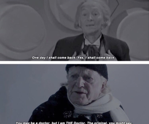 companion, doctor who, and eleven image