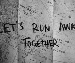 together, map, and run image