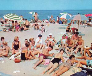 postcard, retro, and photography image