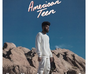 khalid and american teen image