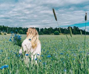 flowers, midsummer, and summer image