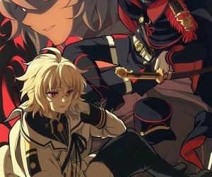 seraph of the end, anime, and owari no seraph image