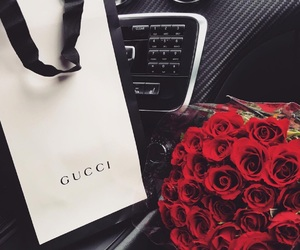 gucci and rose image