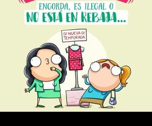 humor, frases español, and rebajas image