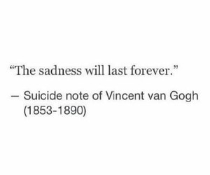 sadness, quotes, and suicide image