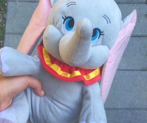 aesthetic, dumbo, and carefree image
