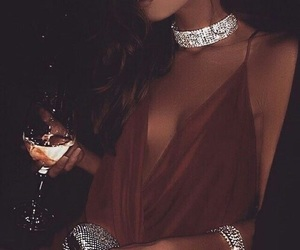 luxury, style, and dress image