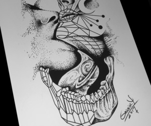 modern, tattooartist, and graphic image