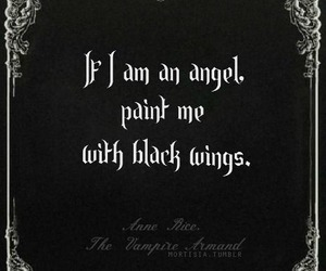 angel, quotes, and wings image