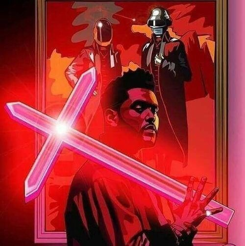 starboy, music, and abel image