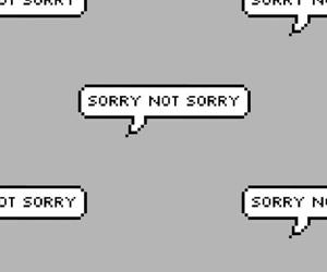 no, sorry not sorry, and fondos para el celular image