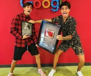 google, youtube, and dosogas image