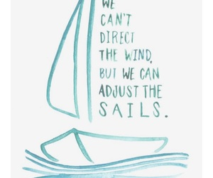 inspire, sailing, and boat image