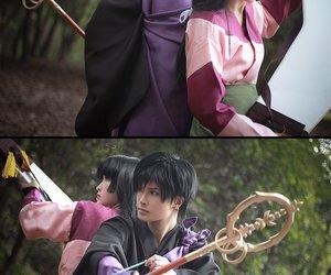 cosplay, inuyasha, and sango image