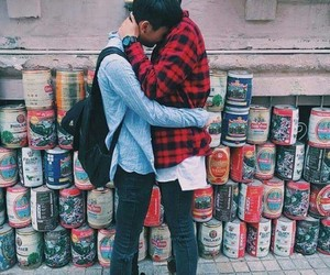 aesthetic, chinese, and cute couple image